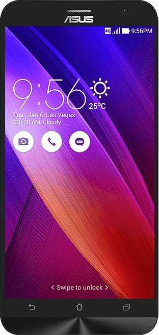 Huawei P20 Lite vs Asus Zenfone 2 (ZE550ML)