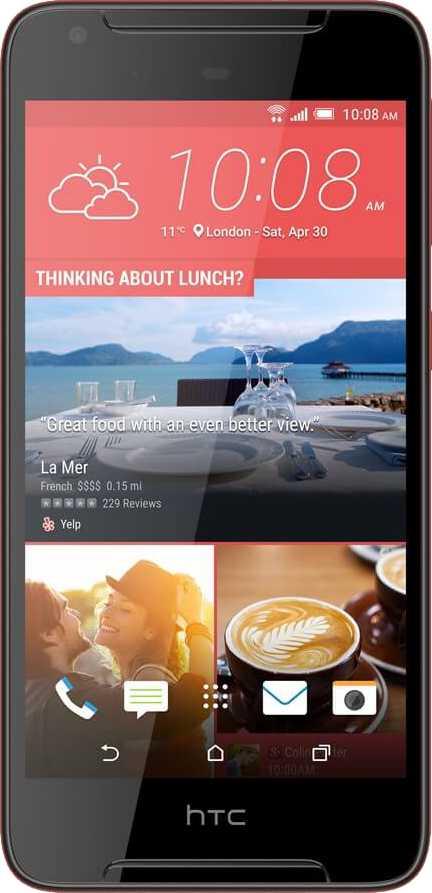 Xiaomi Redmi Note 8 vs HTC Desire 628