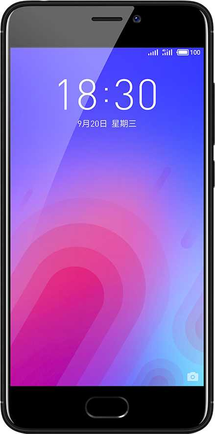 Meizu M6 vs General Mobile GM 8