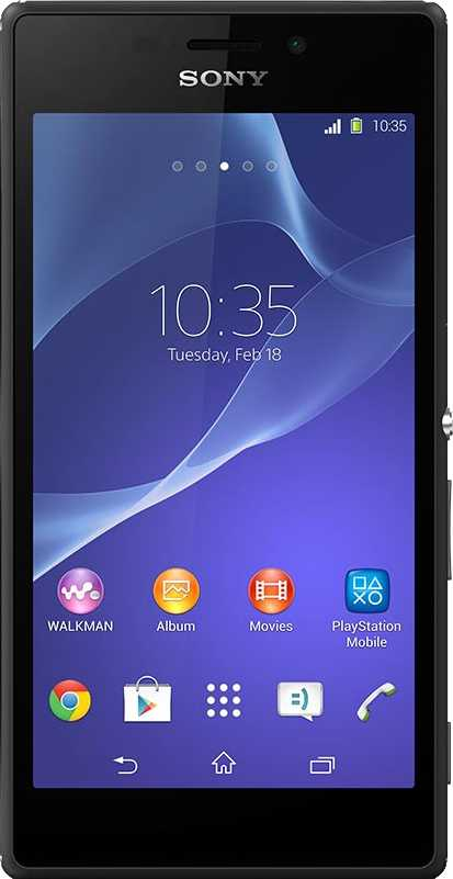 BlackBerry Z30 vs Sony Xperia M2