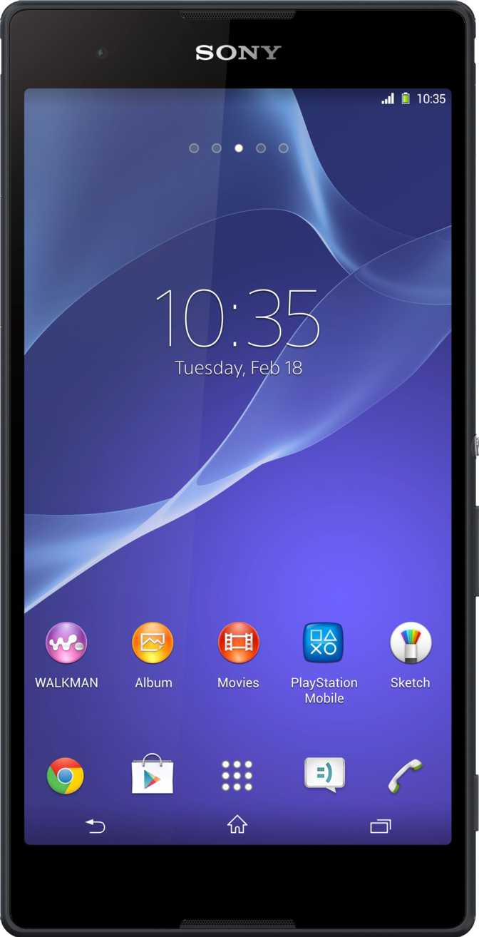 Huawei Ascend P6 vs Sony Xperia T2 Ultra