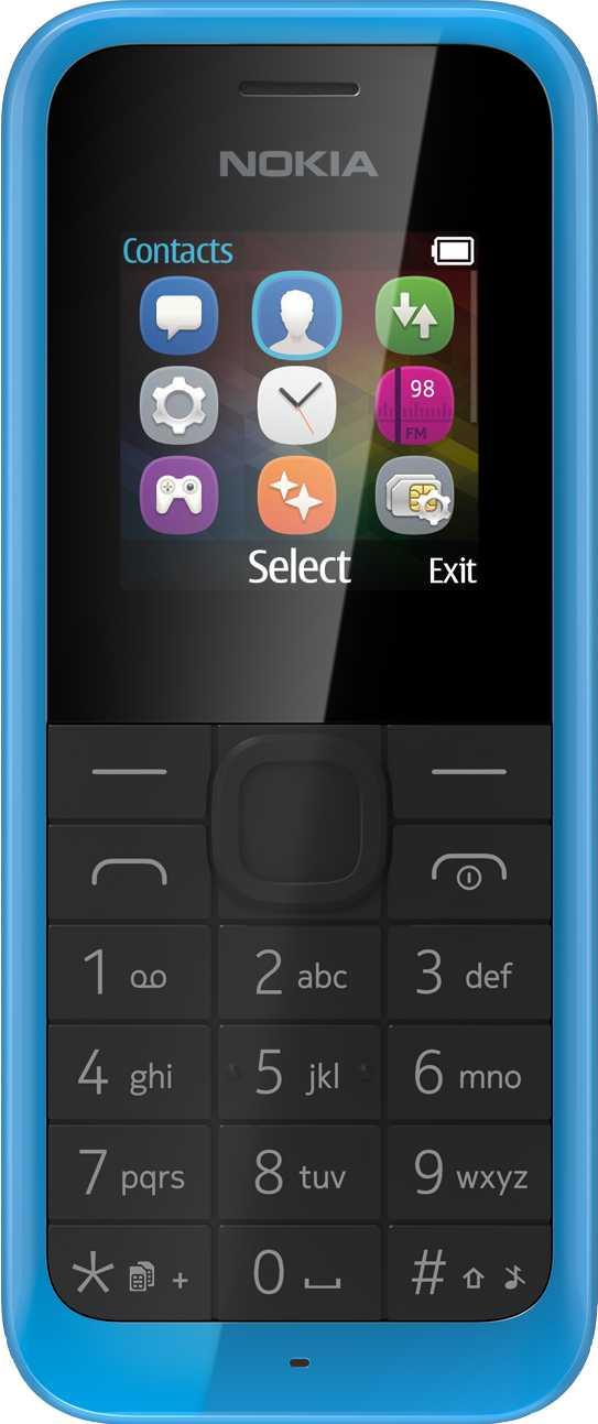 Punkt. MP02 vs Microsoft Nokia 105