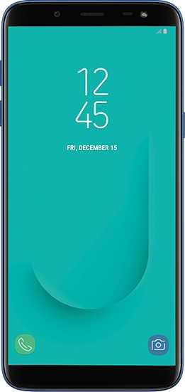 Samsung Galaxy J4 Plus vs Samsung Galaxy J6