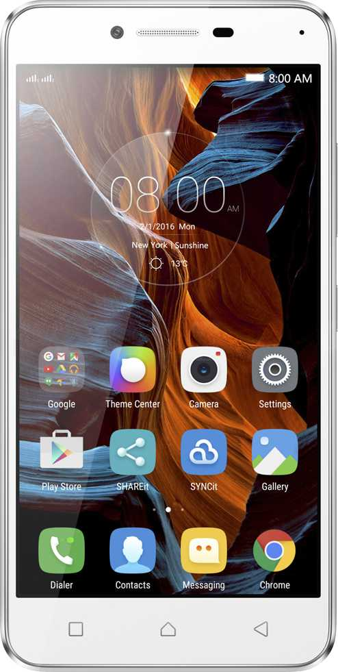 Samsung Galaxy J3 (2016) 8GB vs Lenovo Vibe K5