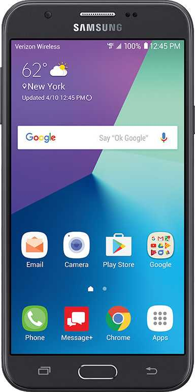 Samsung Galaxy Grand Prime vs Samsung Galaxy J7 V