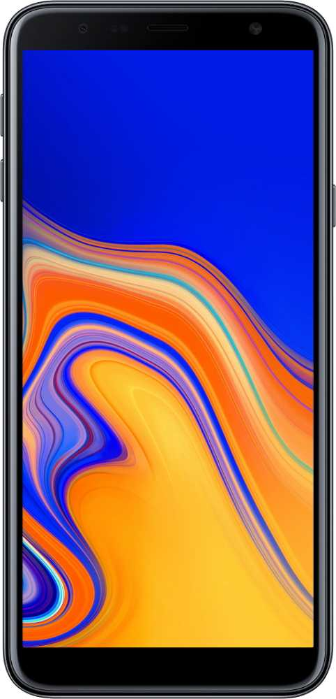 Samsung Galaxy J6 vs Samsung Galaxy J4 Plus
