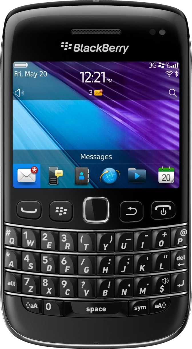 RIM BlackBerry Curve 9320 vs RIM BlackBerry Bold 9790