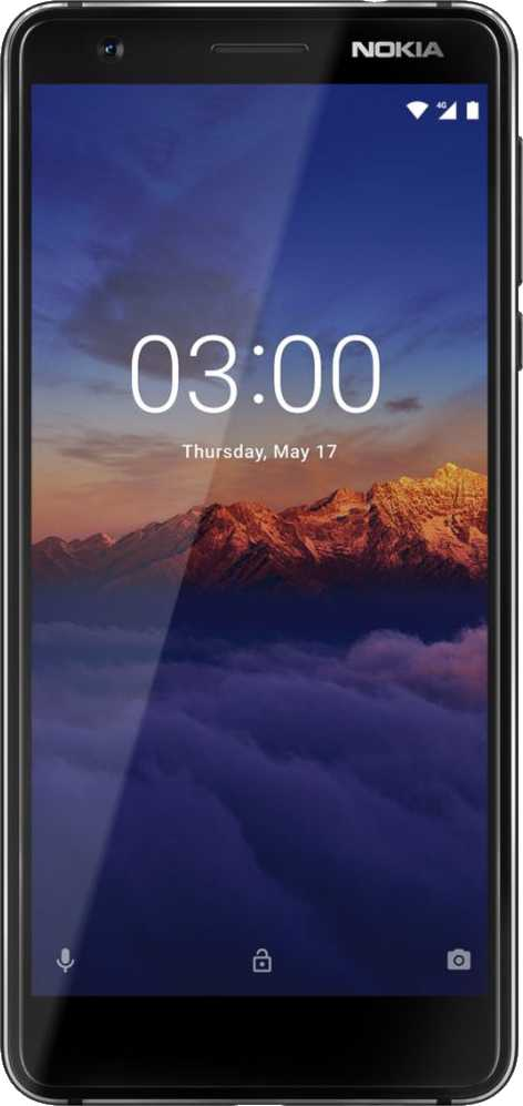 Nokia 3.1 vs Xiaomi Redmi Note 7