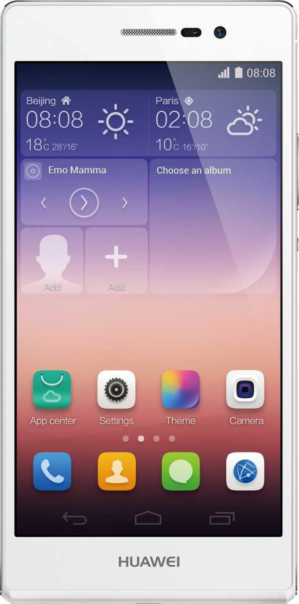 Huawei Ascend P7 vs Samsung Galaxy J7