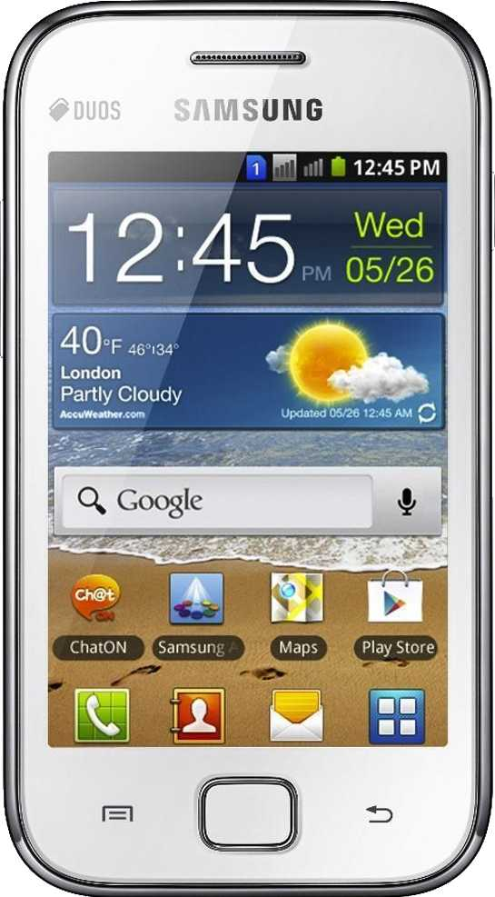 Samsung Galaxy Ace 2 vs Samsung Galaxy Ace Duos S6802