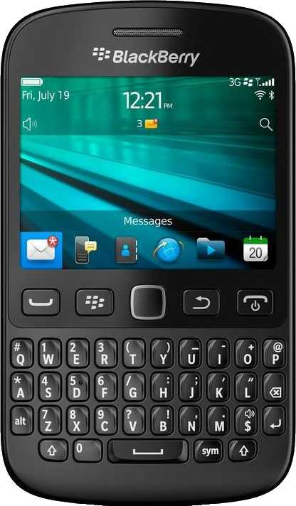 RIM BlackBerry Torch 9800 vs BlackBerry 9720