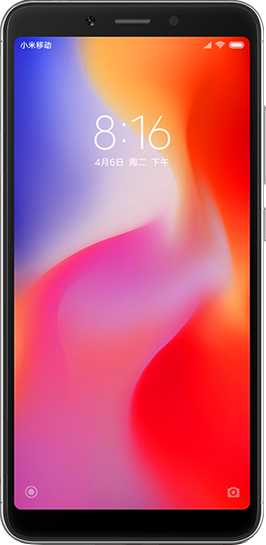 Samsung Galaxy Note 8 vs Xiaomi Redmi 6A