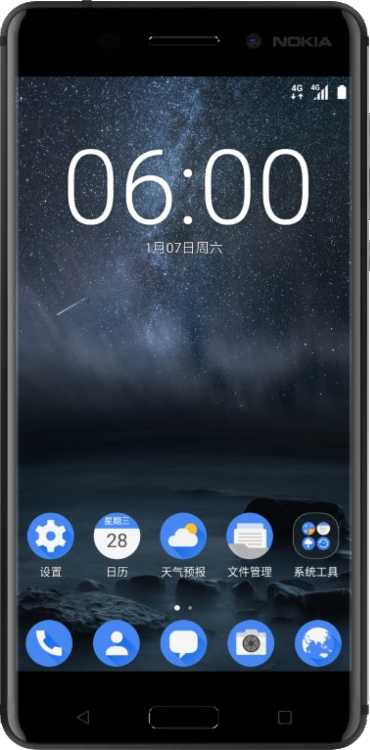HTC Desire 320 vs Nokia 5