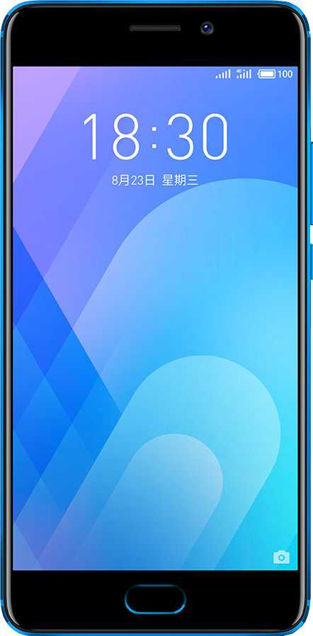 Meizu Note 8 vs Meizu M6 Note