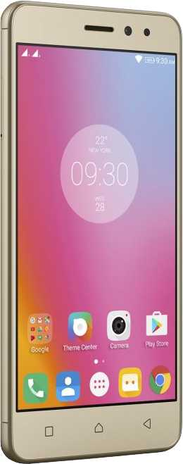 Lenovo K6 Note vs Lenovo K5 Play