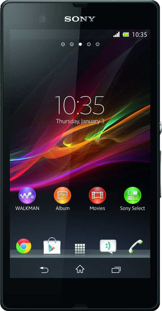 Sony Xperia Z vs Huawei Ascend D quad