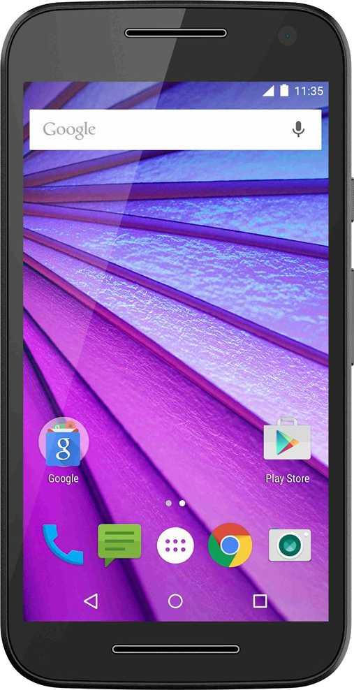 Huawei P20 Lite vs Motorola Moto G (3rd Gen.)