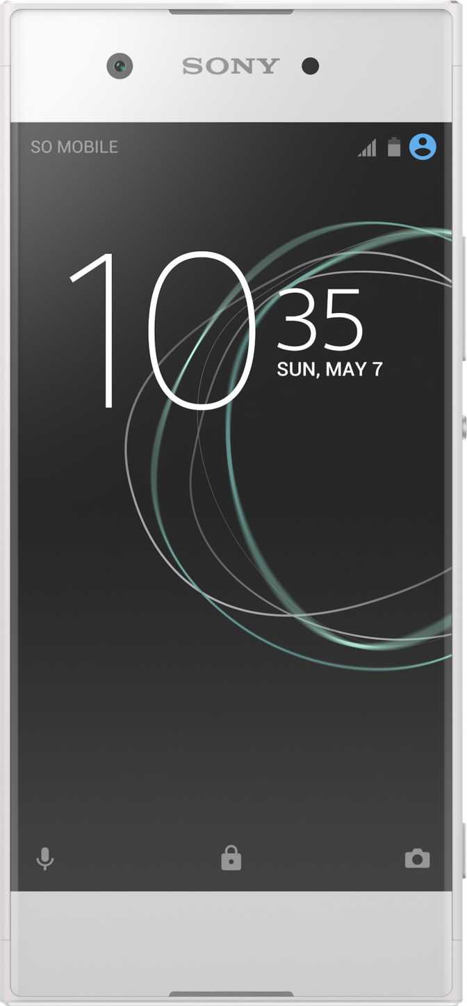 Sony Xperia XA1 vs Samsung Galaxy Note 5