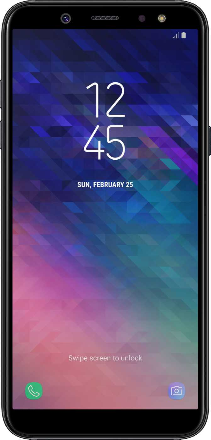 Samsung Galaxy S5 Mini vs Samsung Galaxy A6 (2018)