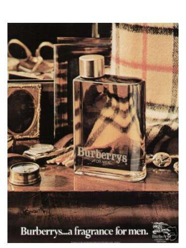 Burberry s for Men (1981) Erkek Parfümü