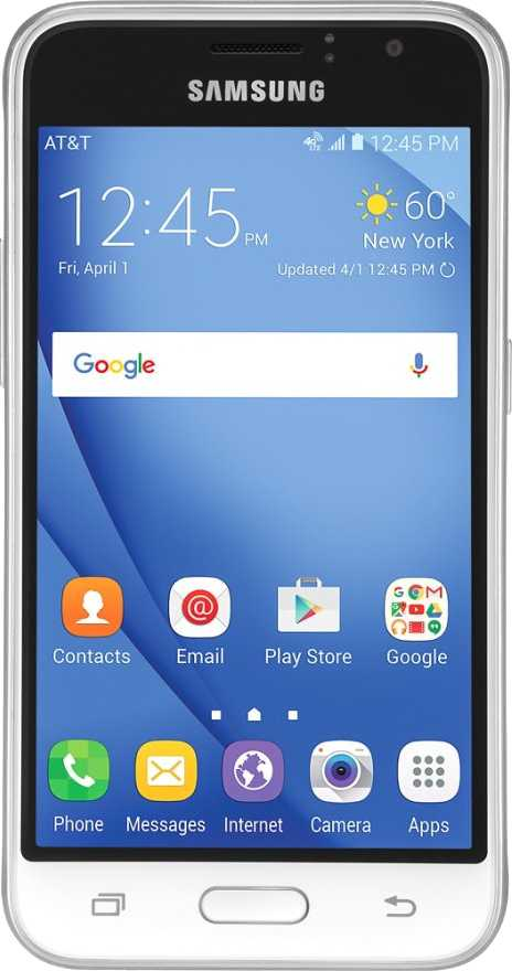 Samsung Galaxy Core Prime vs Samsung Galaxy J1 (2016)