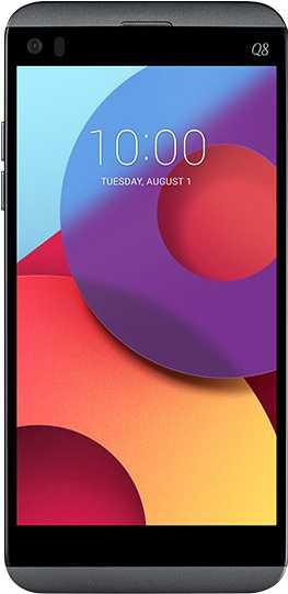 LG G7 ThinQ vs LG Q8