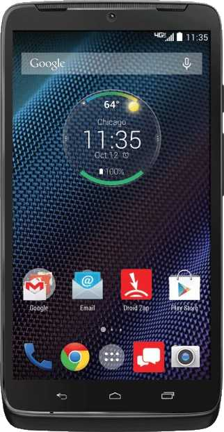 Motorola Droid Turbo vs Sony Xperia Z2a