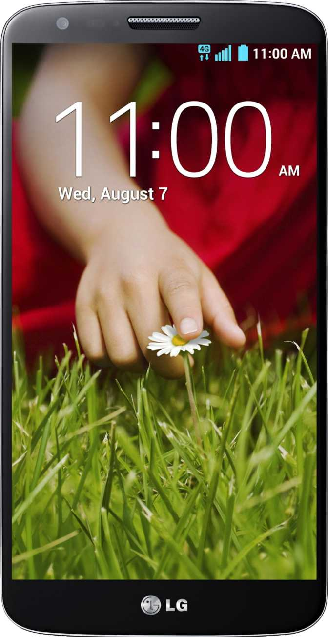 LG G2 vs General Mobile GM5 Plus