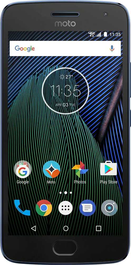 Motorola Moto G5 Plus (32GB / 2GB RAM) vs General Mobile GM 8