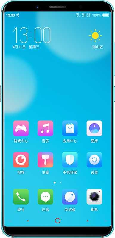 Huawei P20 Lite vs ZTE Nubia Z18 Mini
