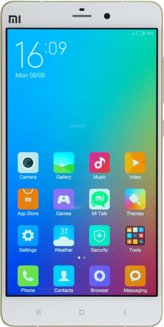 Apple iPhone SE vs Xiaomi Mi Note Pro
