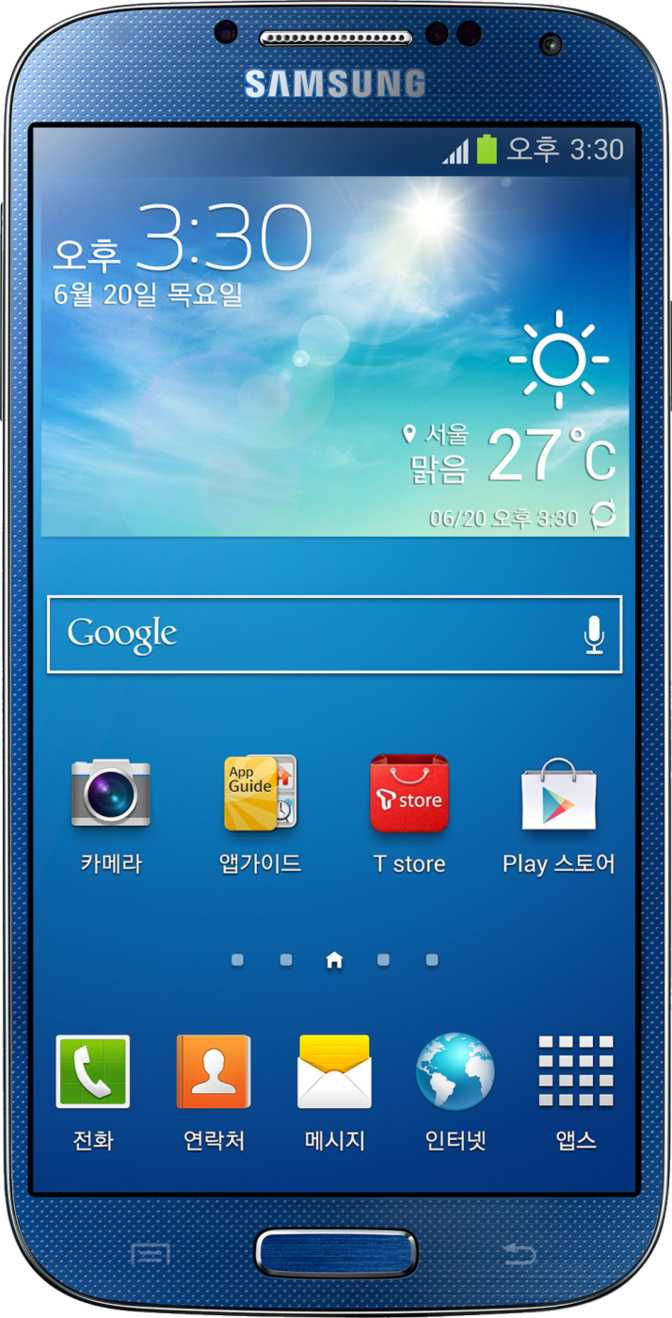 Samsung Galaxy S4 LTE-A vs General Mobile 4G