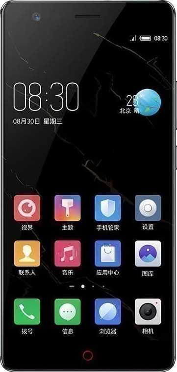 Huawei P20 Lite vs ZTE Nubia Z17 lite