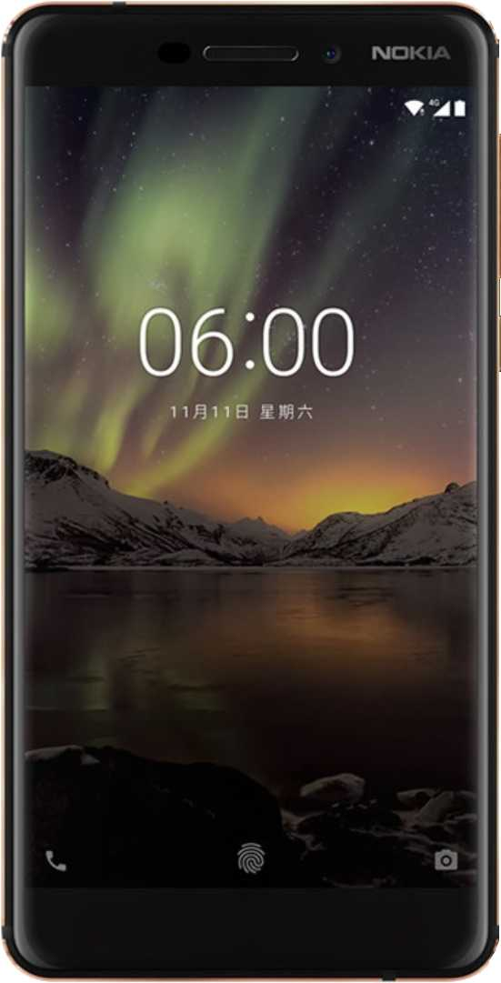 Nokia 6 (2018) vs Xiaomi Redmi Note 8