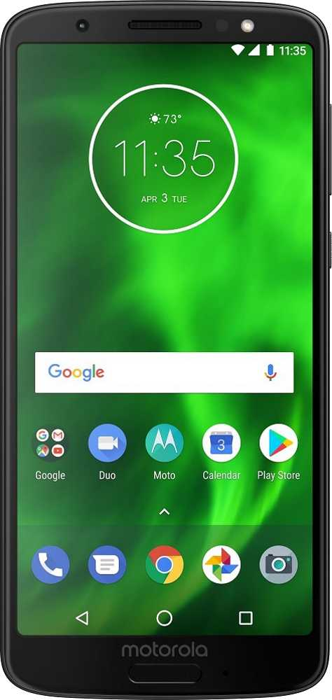 General Mobile GM 8 vs Motorola Moto G6