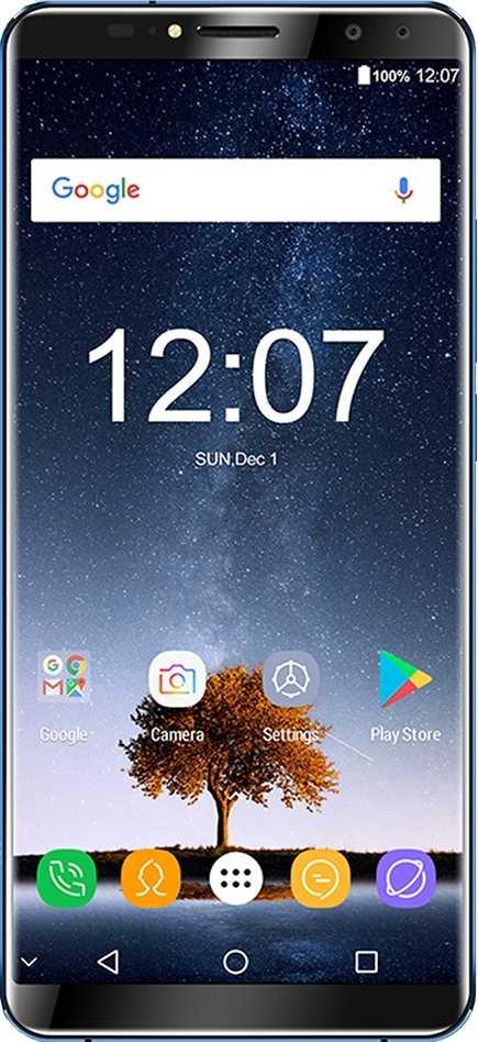 Samsung Galaxy S8 Plus vs Oukitel K6
