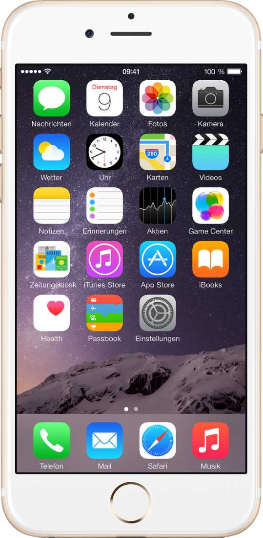 Vestel Venus 5.0 X vs Apple iPhone 6