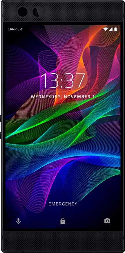 Samsung Galaxy S8 vs Razer Phone