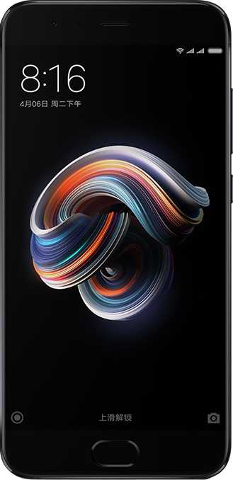Xiaomi Mi Mix 2 Special Edition vs Xiaomi Mi Note 3