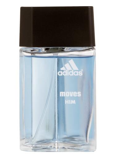 Adidas Moves Erkek Parfümü