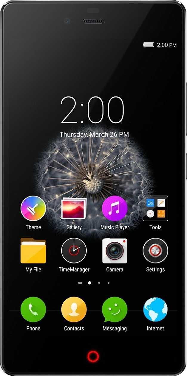 Huawei P20 vs ZTE Nubia Z9 Max Elite