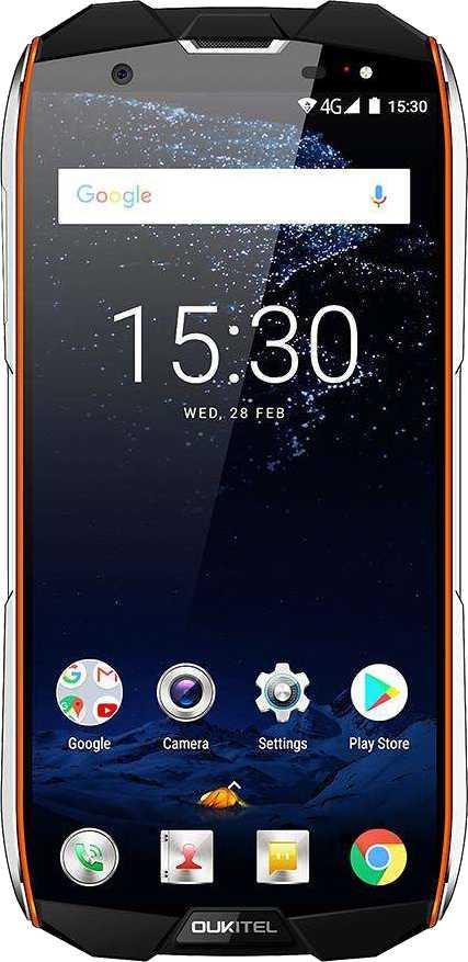 Huawei P20 vs Oukitel WP5000