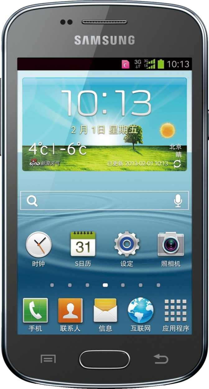 General Mobile GM 6 vs Samsung Galaxy Trend II Duos