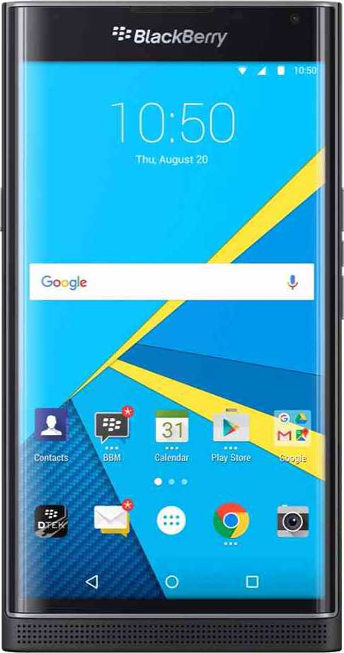 BlackBerry Priv vs Motorola Moto G