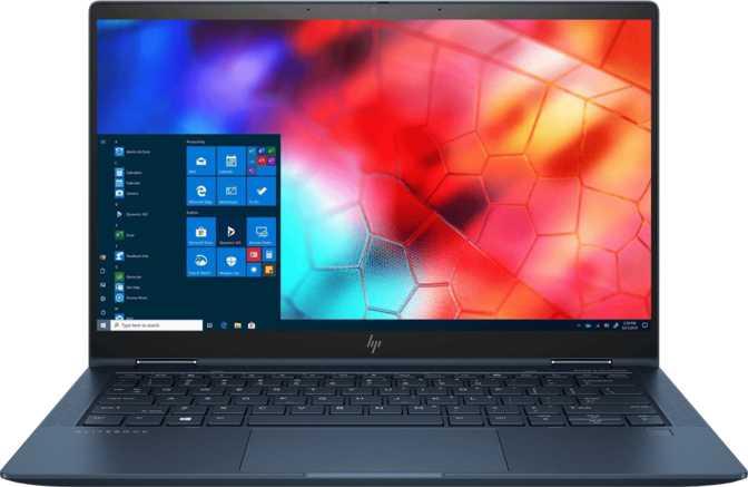 """HP Elite Dragonfly 13.3"""" Intel Core i7-8665U 1.9GHz / 16GB RAM / 256GB SSD"""