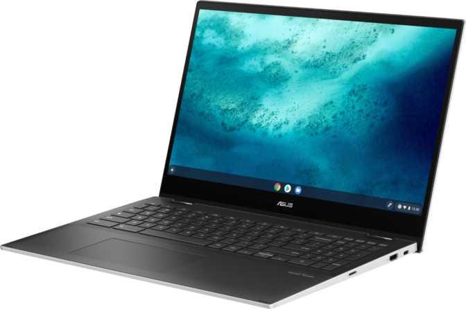 "Asus Chromebook Flip CX5 15.6"" Intel Core i3-1115G4 3GHz / 16GB RAM / 512GB SSD"
