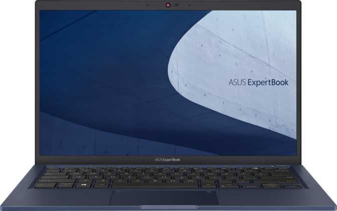 "Asus ExpertBook B1 14"" Intel Core i7-1165G7 2.8GHz / 16GB RAM / 512GB SSD"