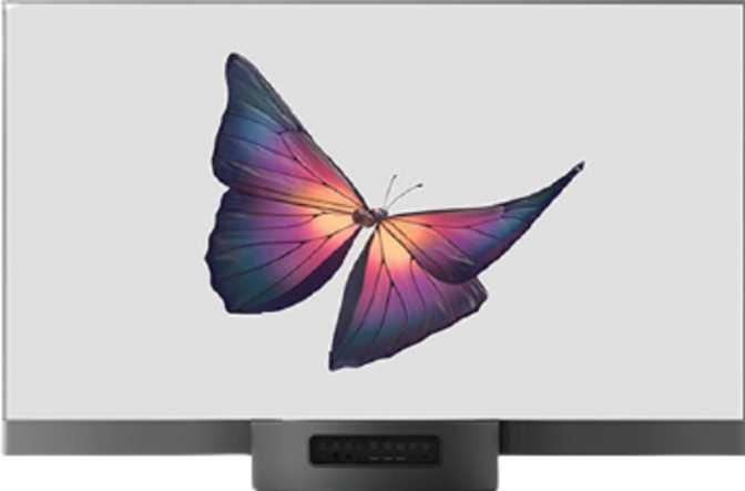 "Xiaomi Mi TV Lux Transparent Edition 55"""