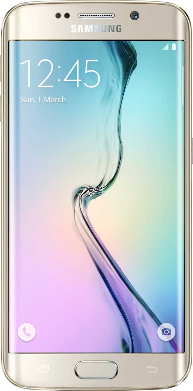 Samsung Galaxy S6 Edge vs Samsung Galaxy J5 (2016)