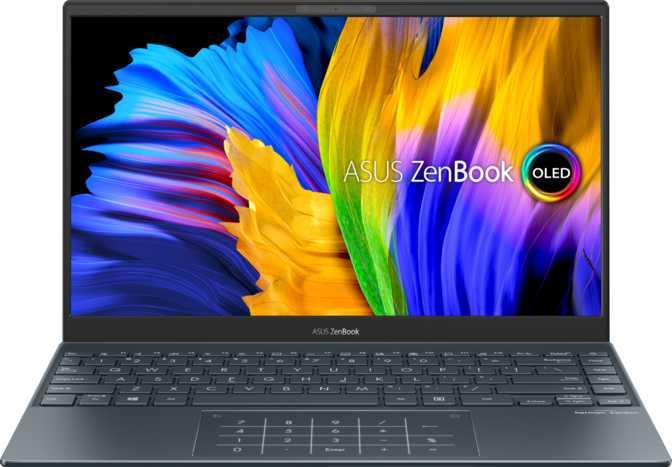 Asus ZenBook 13 OLED UM325 AMD Ryzen 5 5500U 2.1GHz / 8GB RAM / 512GB SSD